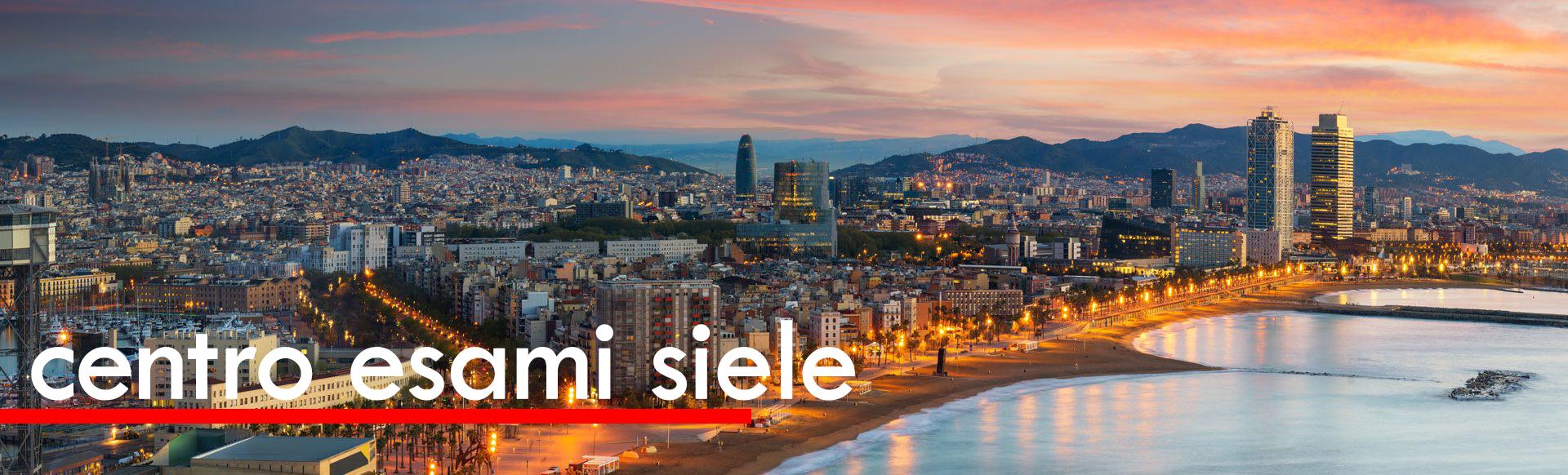 Esami SIELE a Catania