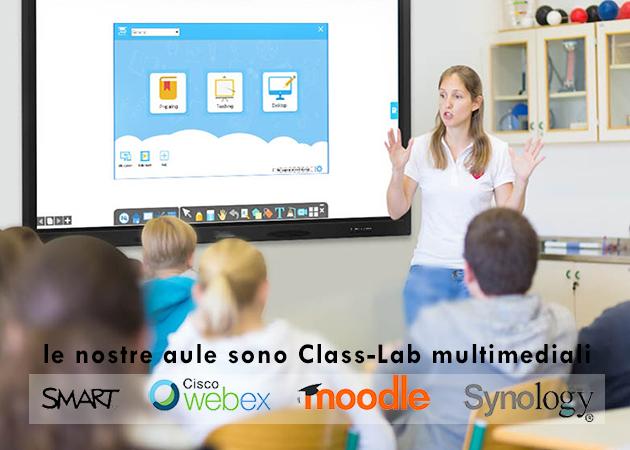 classi multimediali